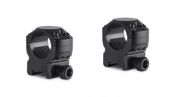 "Hawke Tactical Mounts 1"" 2pc Weaver/Picatinny MEDIUM Scope Mount Rings 24111"
